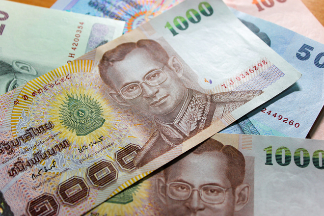 Central Bank adds Thai Baht to list of designated foreign currencies