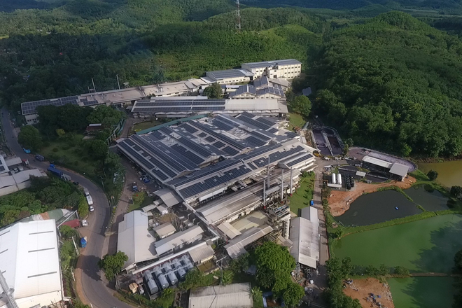 Hayleys Fabric cuts carbon footprint by 15-pct with Sri Lanka's largest solar roof