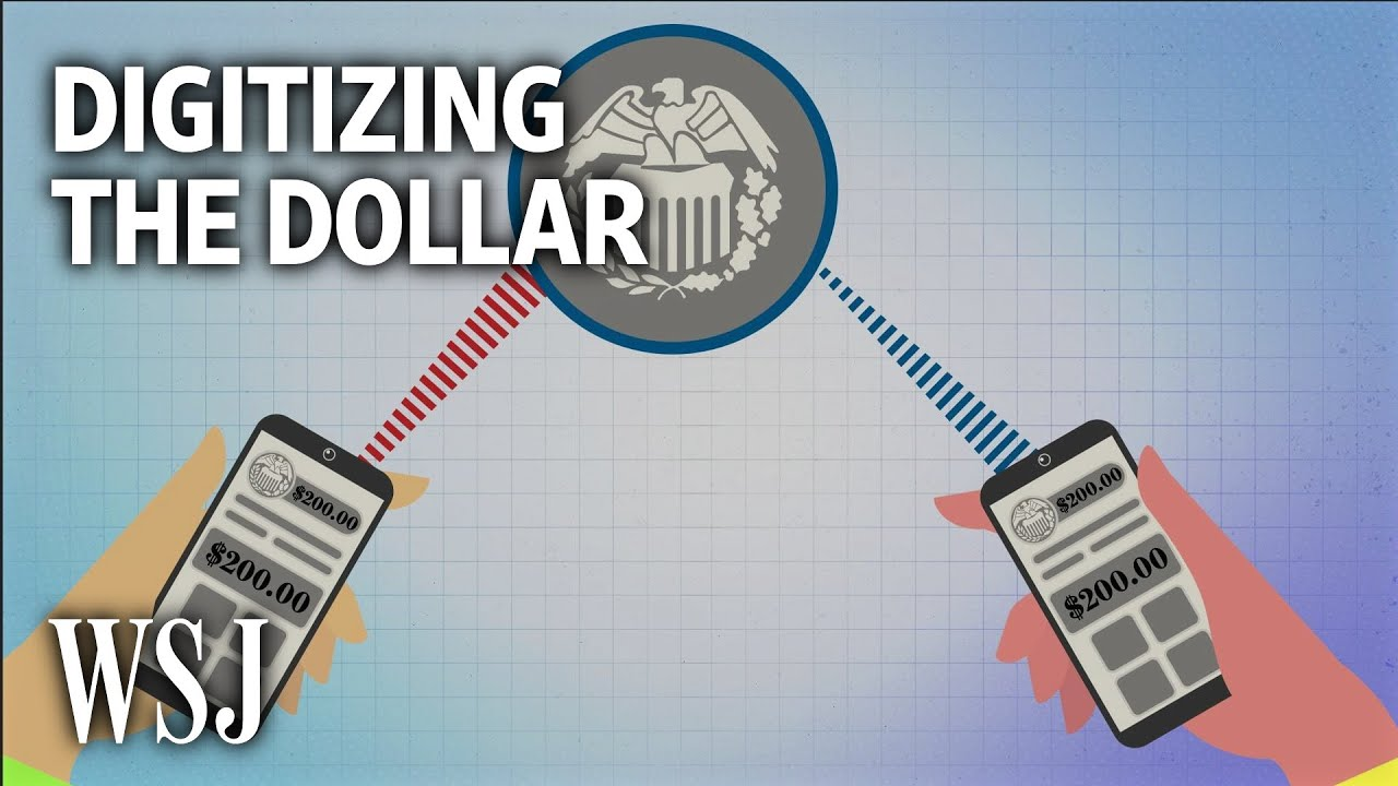 VIDEO: Why Federal Reserve System of United States Is Considering a Digital Dollar