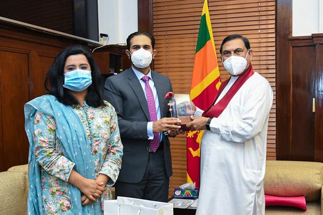 Pakistan envoy seeks joint ventures & collaborations with Sri Lanka