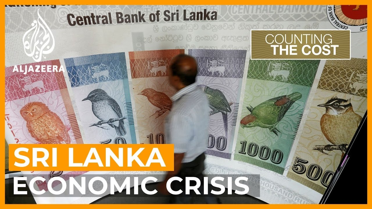 VIDEO: It's not just the pandemic: Why Sri Lanka's economy is in crisis