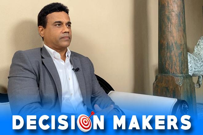 VIDEO INTERVIEW: Decision Makers in Sri Lanka – Dr. Kishu Gomes