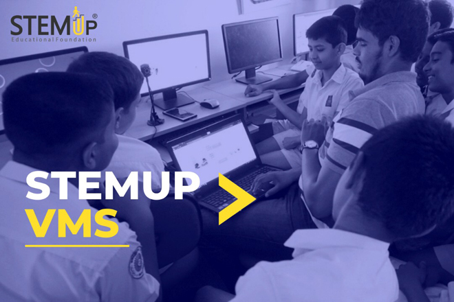 STEMUP Educational Foundation unveils fully-automated Volunteer Management System