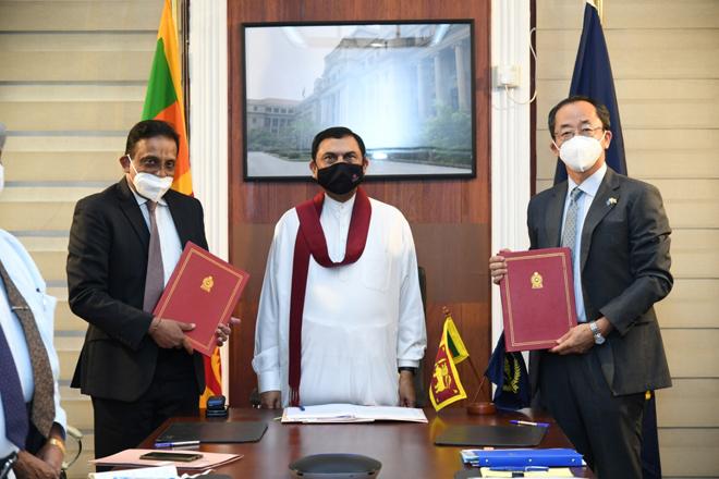 ADB Annual Meeting 2022 in Sri Lanka; MoU signed