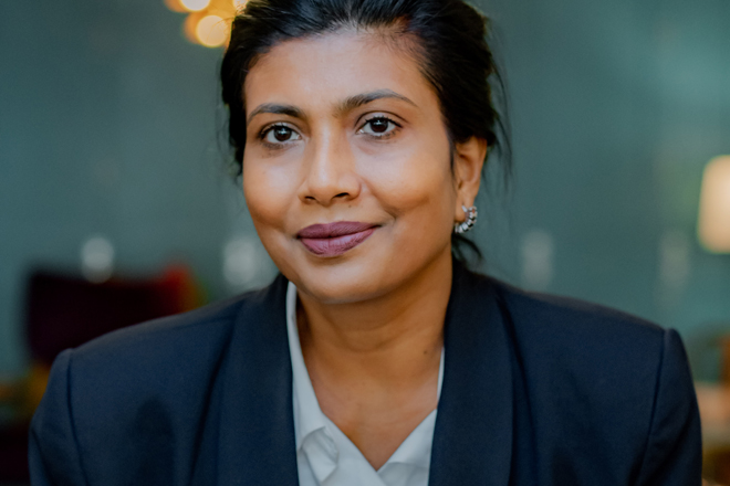 Lankan Angel Network & Angel Fund Appoint First Female Chairperson