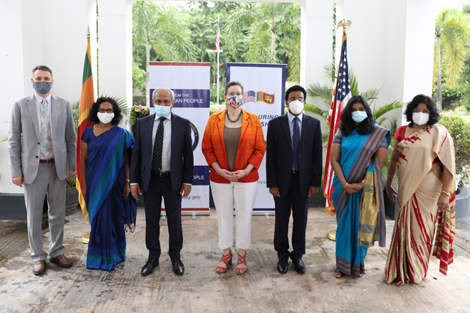 United States Delivers USD40 Mn to Support Small Businesses & Empower Sri Lankan Women