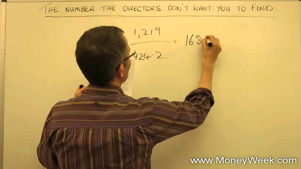 VIDEO: The number the directors don't want you to find