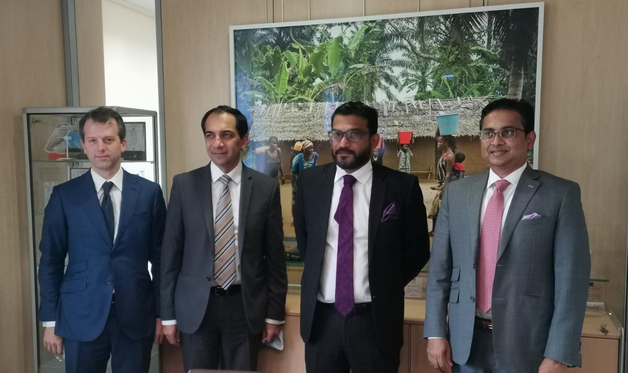 State Minister Balasuriya and BOI woo French investment to Sri Lanka